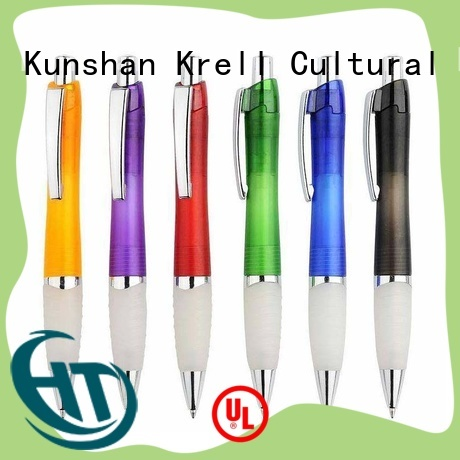 Krell quality promotional pens design for business