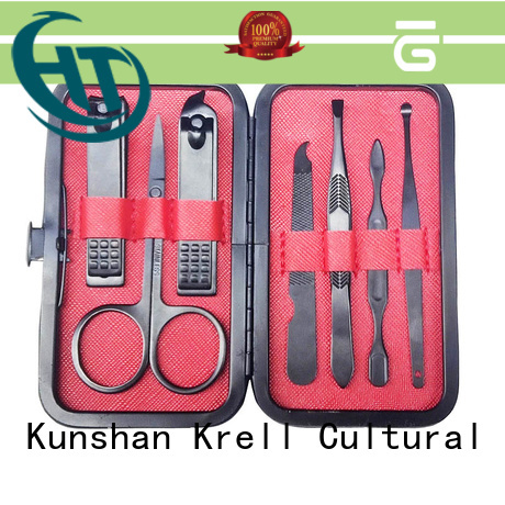 realiable manicure pedicure kit from China for souvenirs