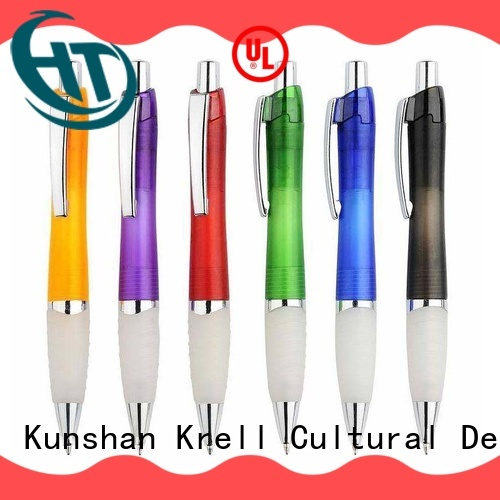 Krell personalized pens design for promotional