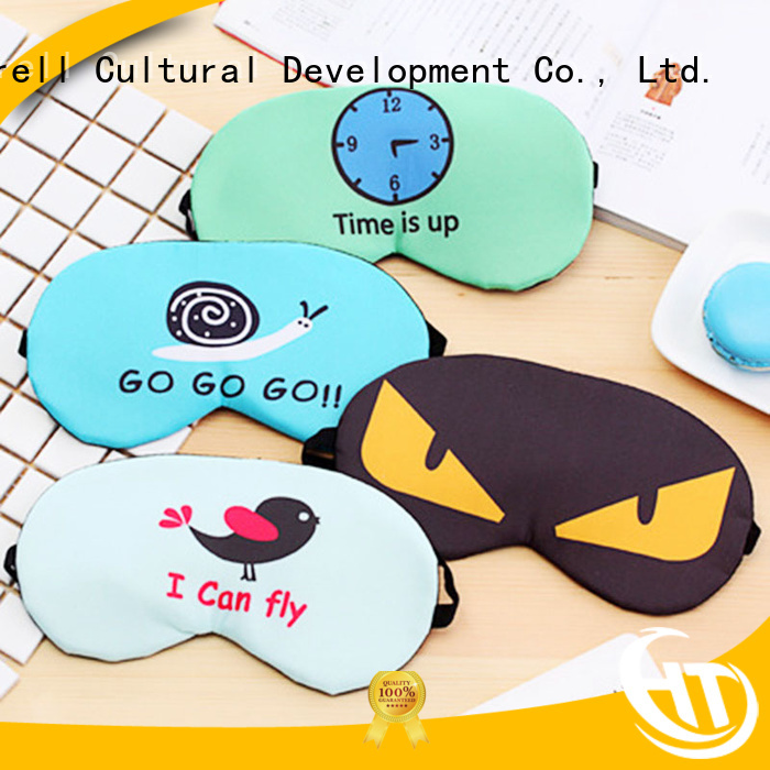 Krell comfortable personalised eye mask personalized for customers